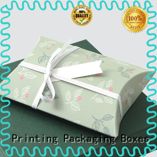 CharmPrinting clothing packaging boxes handmade for clothes
