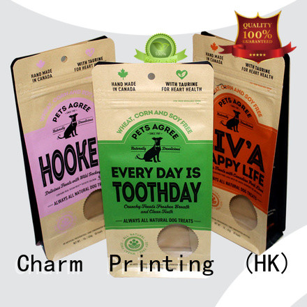 CharmPrinting packaging box supplier for pet products