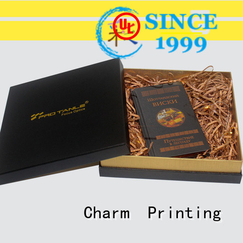 Charm Printing packaging boxes manufacturer for gifts