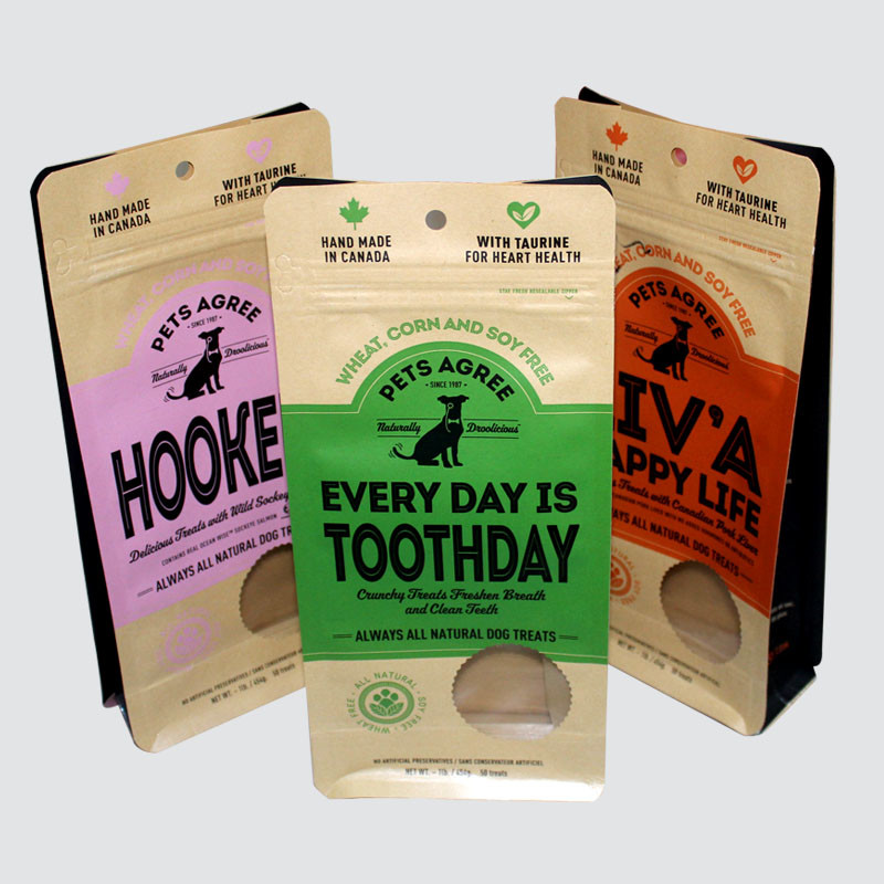 Pet Packaging  Food Bag