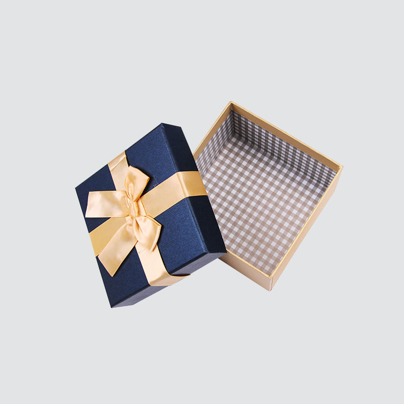 Custom Luxury Lid And Base Gift Box for Candle Packaging Box