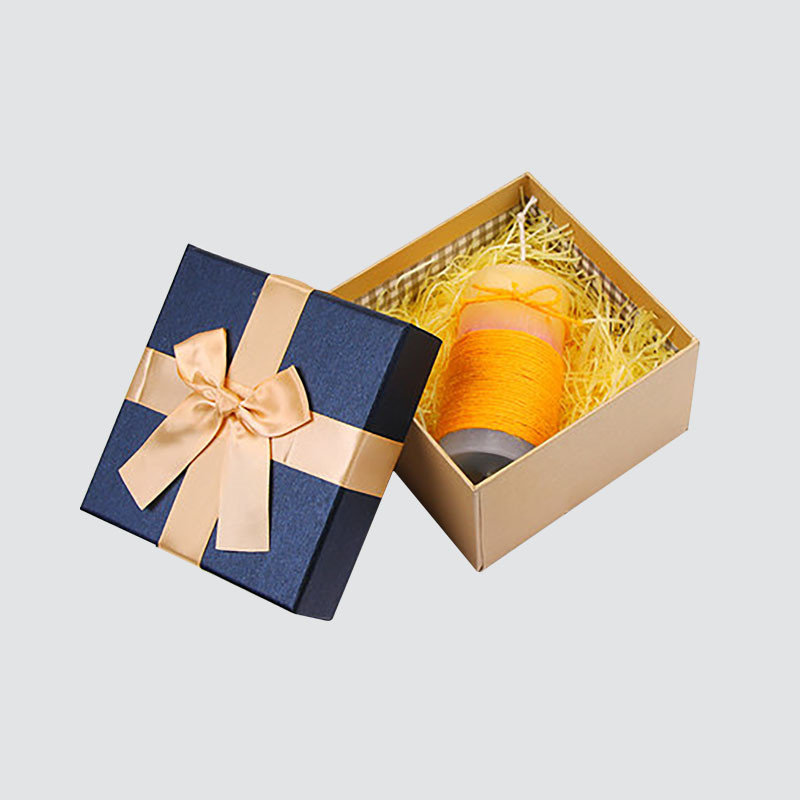 Charm Printing candle packaging box oem