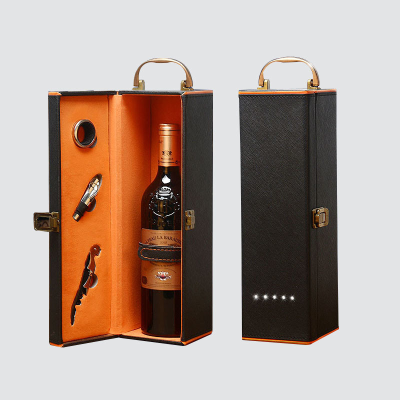 Luxury Custom Wine Gift Box