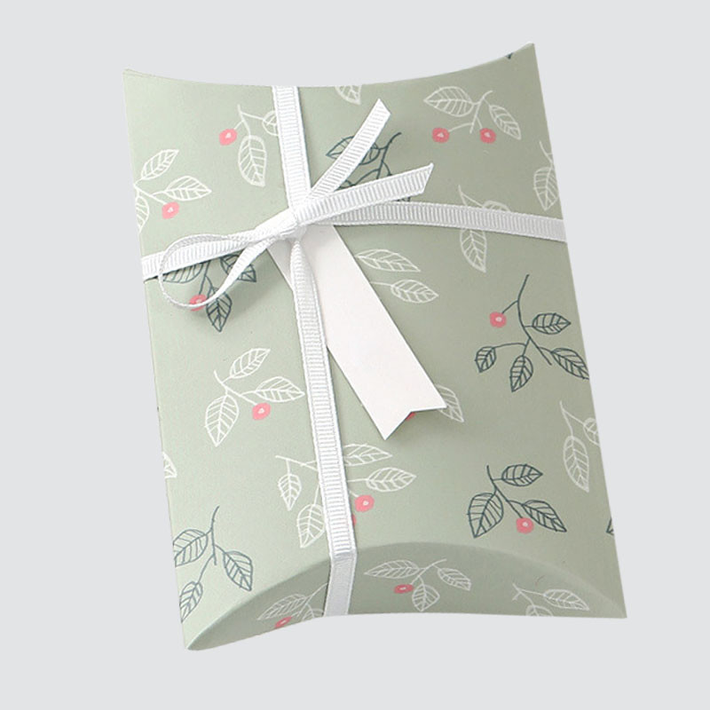 Colorful Pillow Box that made for Clothing Packaging Box