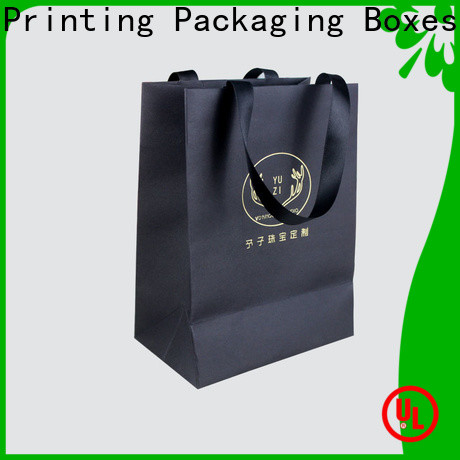 high-quality paper gift bags fashion design for gift box