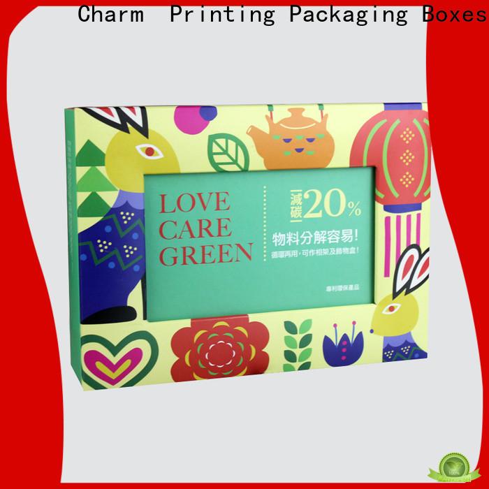 custom gift box handmade for food packaging