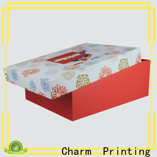 custom pillow box factory price for food box