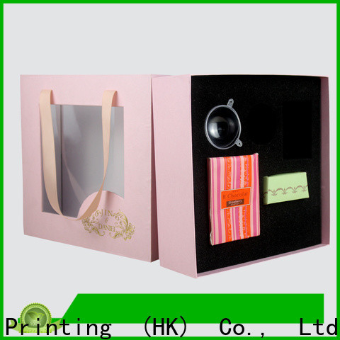 CharmPrinting magnetic gift box bulk production health care product