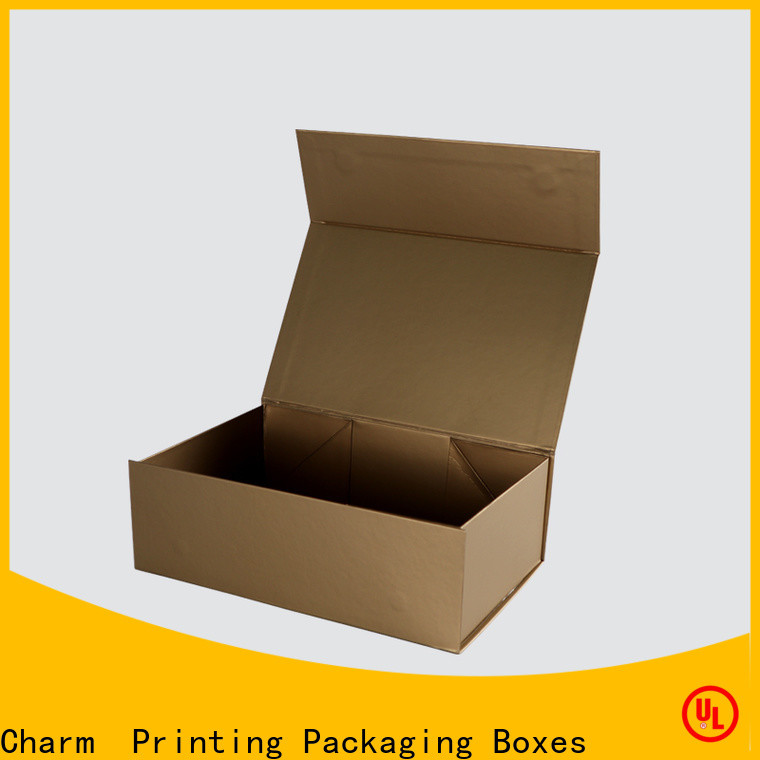coloful cosmetic box offset printing gift package