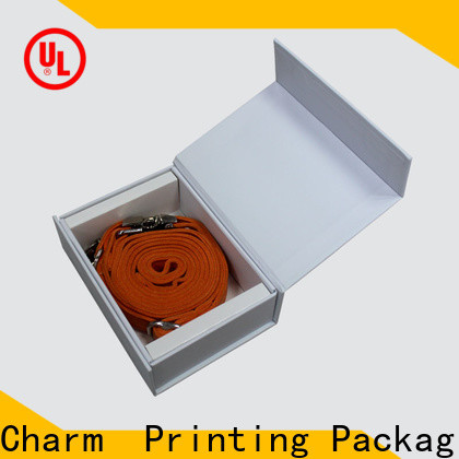 Charm Printing packaging box supplier for pet products