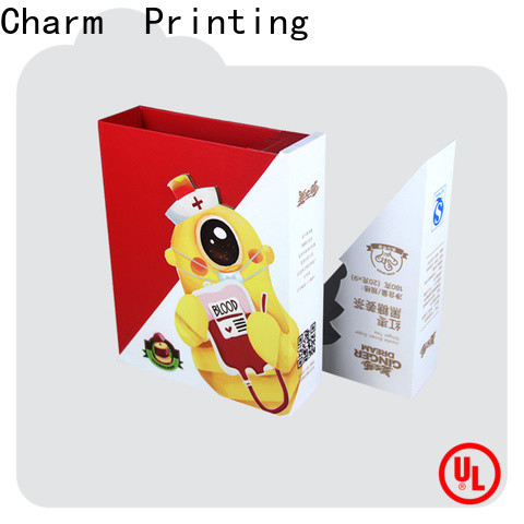 with tray food packaging boxes high quality for gift