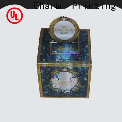 book shape chocolate packaging box thick for chocolate box