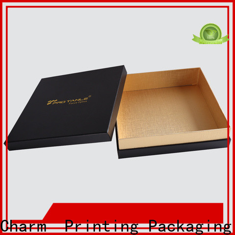luxury chocolate packaging box thick luxury box