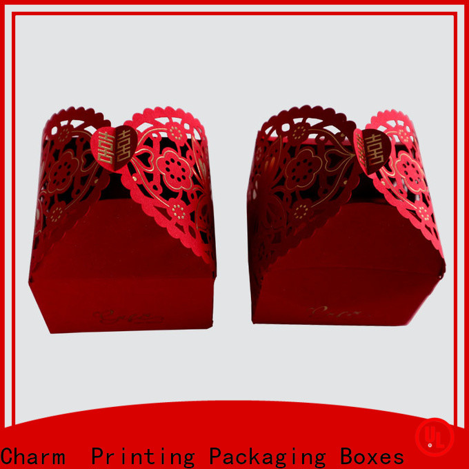 booklet wedding favour boxes bulk production for wedding packaging