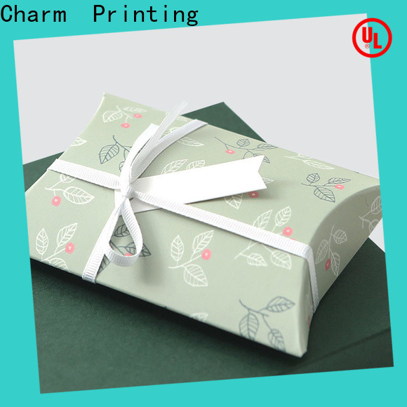 CharmPrinting manufacturer cardboard gift boxes special-shape box for gift