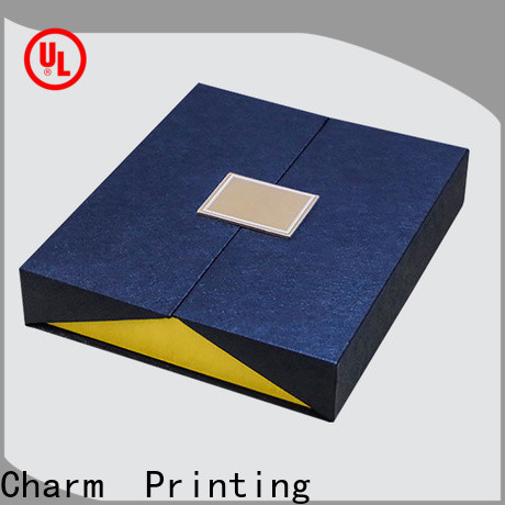CharmPrinting packaging boxes manufacturer for festival packaging