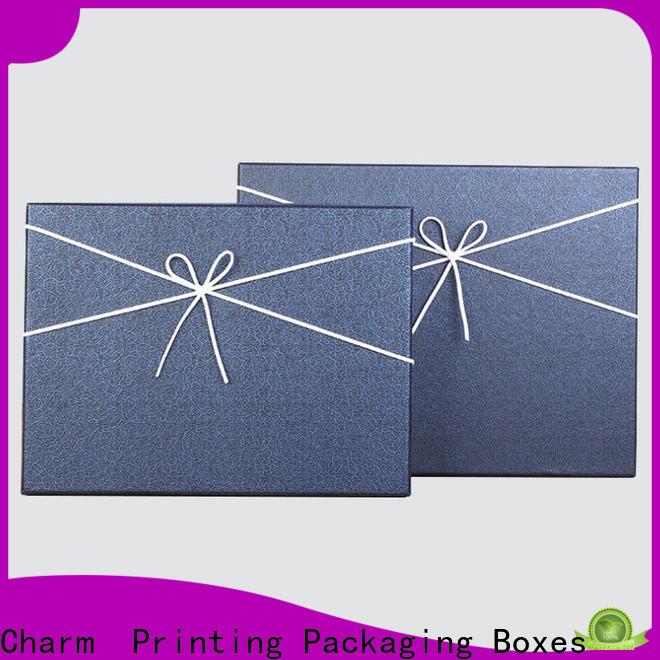 drawer type perfume packaging box colorful for modern mowen
