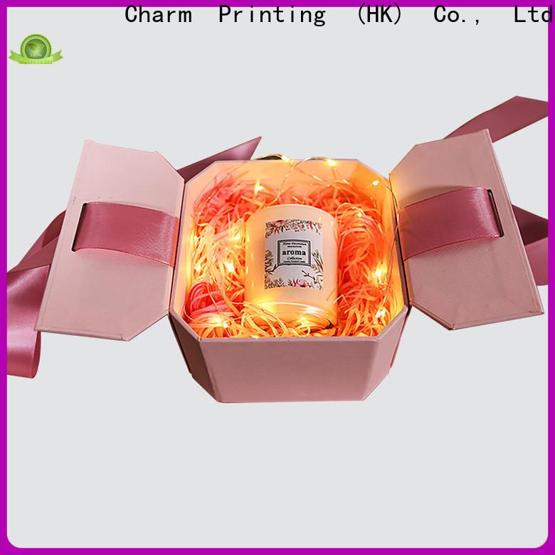 CharmPrinting perfume box printing color fragrance