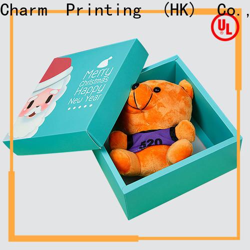 CharmPrinting magnet gift box magnet gift box manufacturer for packaging