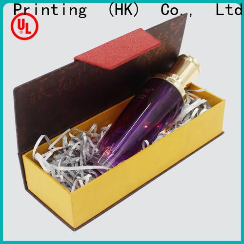 CharmPrinting cosmetic box uv printing storage