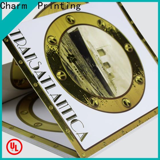 CharmPrinting gift packaging for wholesale for luxury box