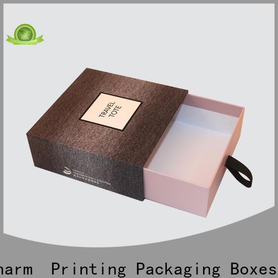 CharmPrinting fragrance box colorful fragrance