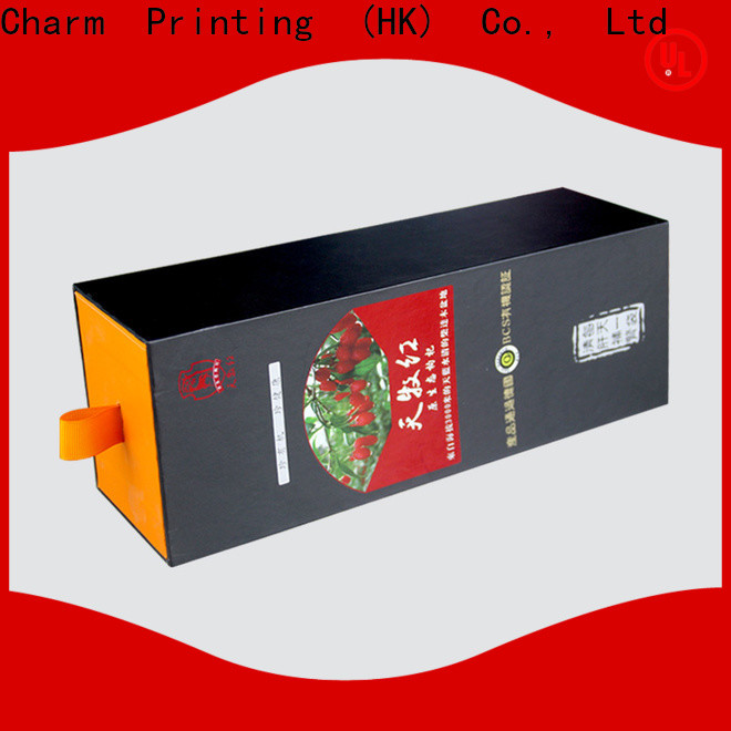 CharmPrinting gift box factory price for gift