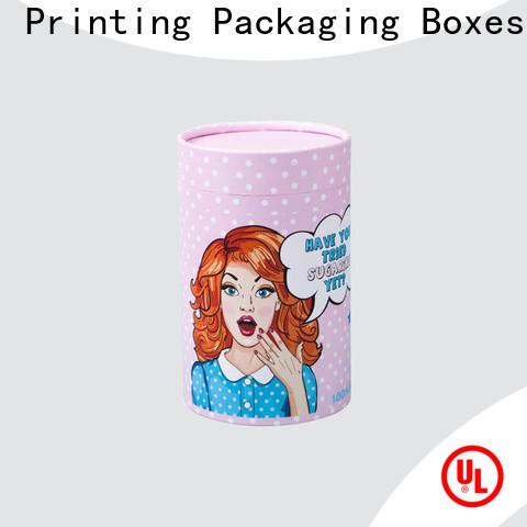 CharmPrinting cardboard gift boxes handmade for apparel