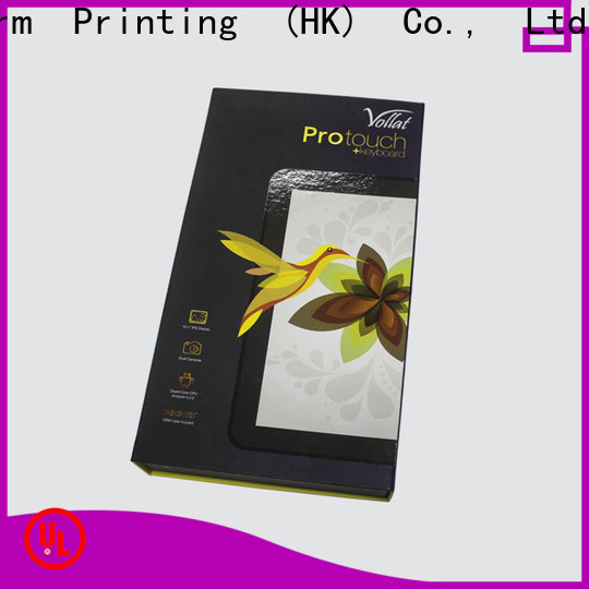 CharmPrinting pillow box factory price for gift