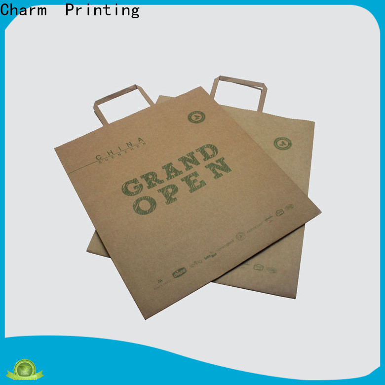 CharmPrinting paper gift bags on-sale for paper bag