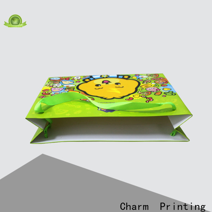 CharmPrinting paper gift bags on-sale for gift box