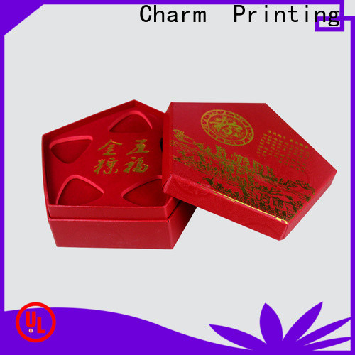 Charm Printing with tray jewelry gift boxes high-quality for jewelry packaging