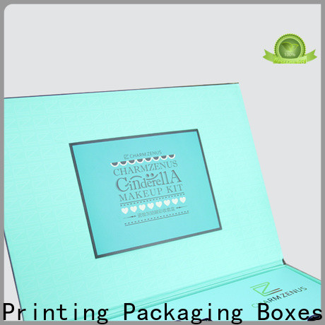 coloful cosmetic packaging high quality storage