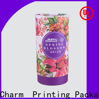 CharmPrinting special shape gift box factory price for gift