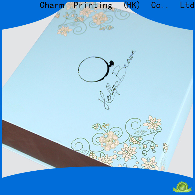 CharmPrinting pillow box factory price for food box