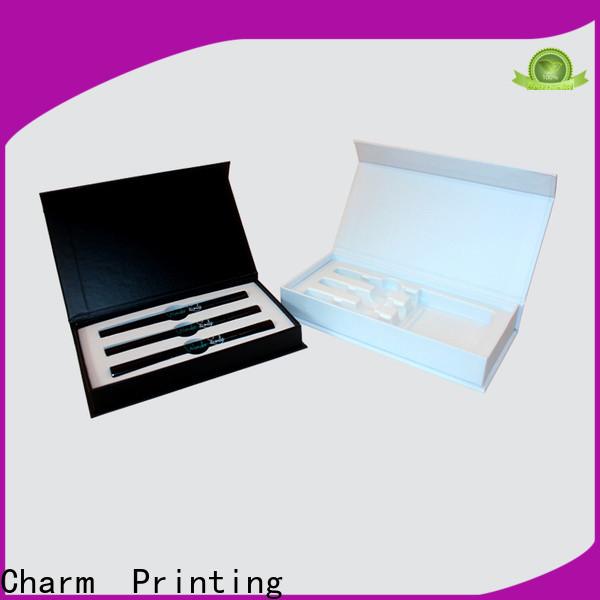CharmPrinting magnetic gift box bulk production gift box