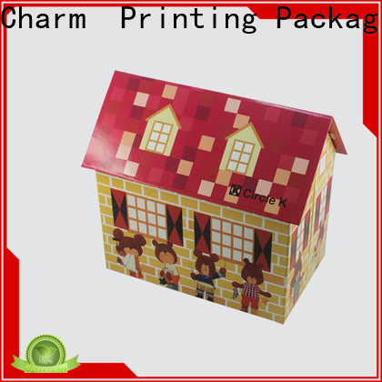 Charm Printing toy packaging supplier toys packaging