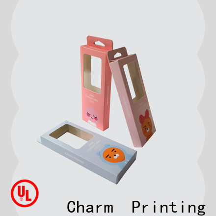 special-shape electronics packaging craft paper for electronic produts