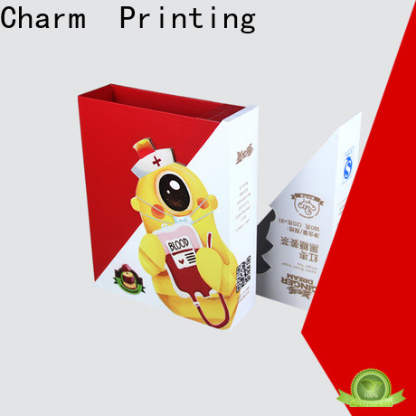 CharmPrinting gift box high quality for food box