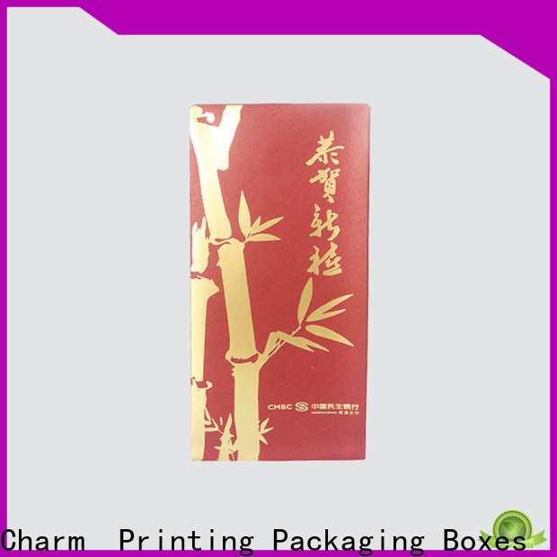 CharmPrinting magnet gift box packaging boxes OEM for gifts