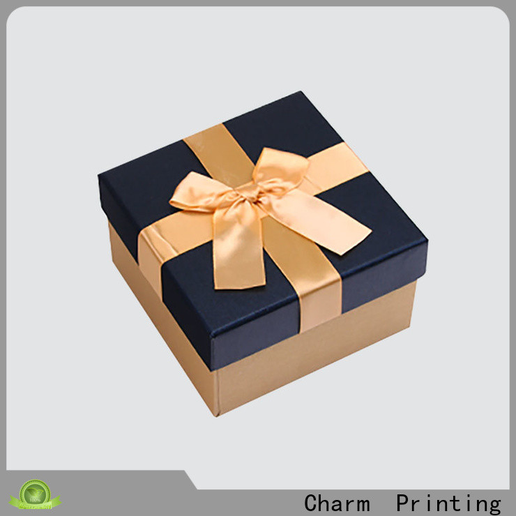 personalized candle packaging box good for gift
