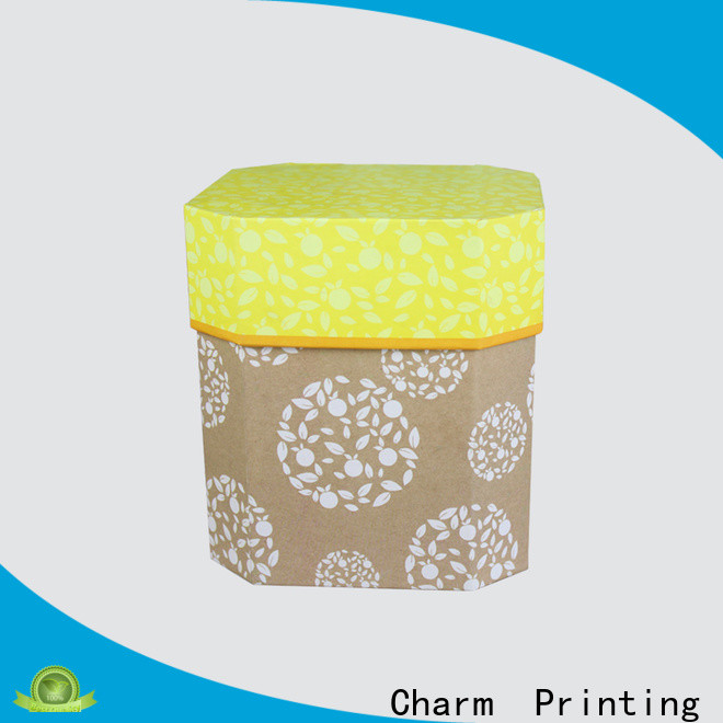 Charm Printing drawer type fragrance box colorful fragrance