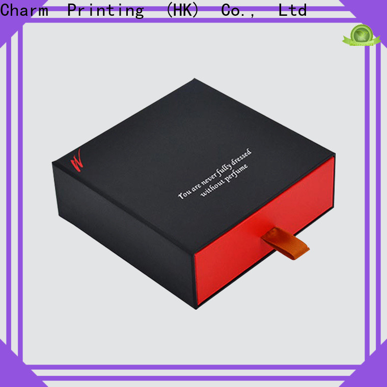 drawer type fragrance box free sample for fashion women