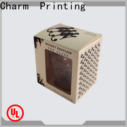 luxury Card candle packaging box oem gift