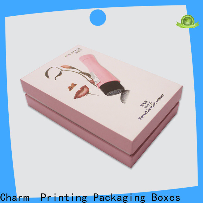 CharmPrinting magnetic gift box for wholesale gift box