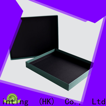 Charm Printing clothing packaging boxes special-shape box for apparel