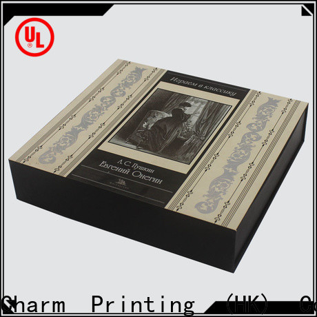 handmade cosmetic packaging offset printing gift package