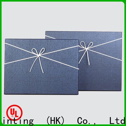 CharmPrinting drawer type perfume packaging box printing color fragrance