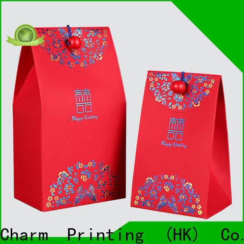 booklet wedding favour boxes creative design for luxury box