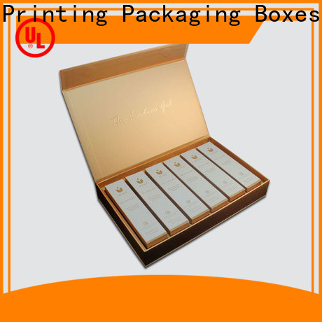 Charm Printing cosmetic packaging high quality gift package